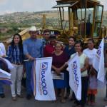 Arranca edil obras por más de 12 millones de pesos