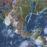 Se pronostica un ligero incremento de lluvias, principalmente en la zona sur, este y oeste del estado