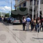 Nuevamente falsa alarma de bomba ocasiona evacuación de personal en juzgados