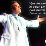 Juan Gabriel se llevó un pedacito de Pénjamo a Venezuela