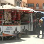 Regidor desconoce alguna propuesta para reubicación de comerciantes de la Rinconada