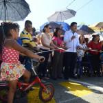 Inaugura alcalde obras por más de 11 MDP