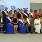 Coronan al nuevo Cortejo Real 2014 de los Adultos Mayores