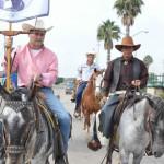 Alcalde encabezó la cabalgata de la Asociación civil Jinetes de Pénjamo