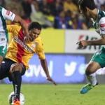 Resurge el bicampLeón, golea 4-0 al Morelia