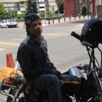 Motociclistas piden más espacios en el Centro