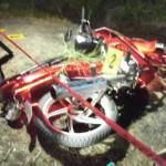 Pierde la vida motociclista de 17 años en Abasolo
