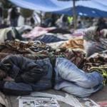 Muertos por ébola permanecen tirados en caminos de Liberia