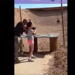 Niña mata accidentalmente a su instructor de tiro con una ametralladora