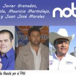 """A fin de mes """"ya habrá"""" candidato del PAN a la presidencia de Abasolo"""