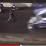 Piloto de NASCAR atropella y mata a compañero