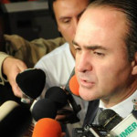"Envía A. Villarreal carta a Reporte Índigo para aclarar ""su situación"""