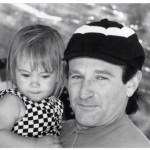 Robin Williams dedicó la última foto a su hija
