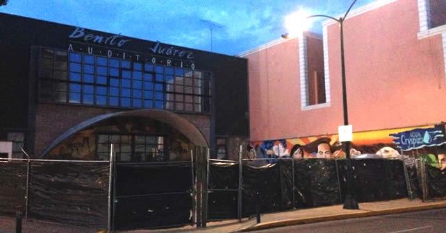 Photo of Desconoce Obras Públicas destino de material desmantelado del Auditorio Benito Juárez