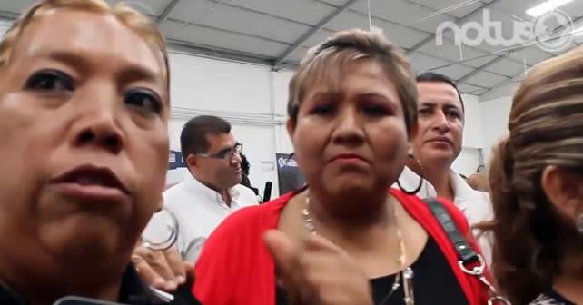 """Photo of Mujeres """"ambulantes"""" se quejan en Miércoles Ciudadano"""