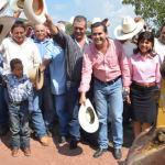 Obras de impacto regional en Pénjamo