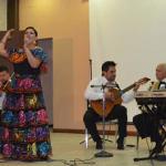 Se presenta la Soprano Tarsila Escoto Aguirre