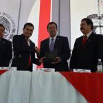 Jacobo Manríquez rinde su 2 Informe de Gobierno