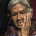 María Angelina, un mes y medio viviendo fuera del Hospital