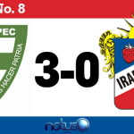 """Cortocircuito de la """"Trinca""""; Pierden 3 a 0 en el Coruco Díaz"""
