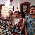 Periodistas exigen libertad de expresión en presentación de Informe de alcalde de Silao
