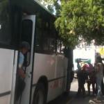 Usuarios piden que mejore el servicio de transporte urbano