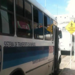 Buscan regularizar el transporte en esta administración