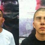 Atrapan a 2 presuntos ladrones