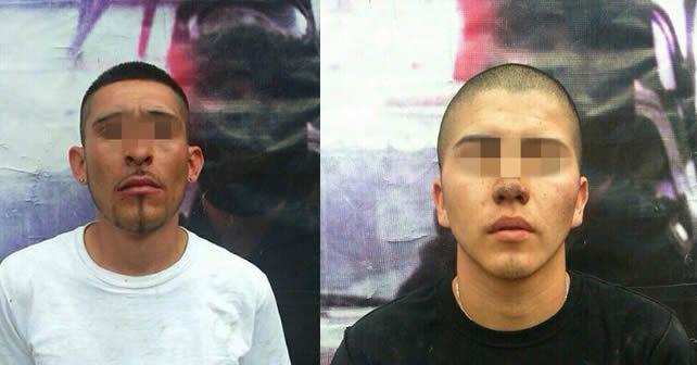 Photo of Atrapan a 2 presuntos ladrones