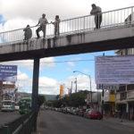 """""""El Galán"""" se vuelve a manifestar, pide audiencia con Sixto"""