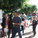 Militantes del PRD salen a votar en Irapuato
