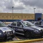 Exhiben las 50 nuevas patrullas en la calle