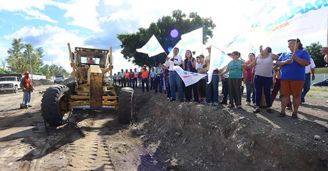 Photo of Inician obras de modernización en la salida a Pueblo Nuevo