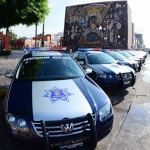 Entrega alcalde 50 nuevas patrullas