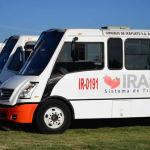 Nueva imagen en el transporte urbano de Irapuato