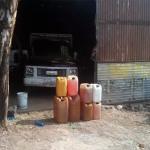 """Cuatro detenidos, droga y combustible """"robado"""""""