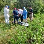 Encuentra cuerpo de un hombre con varios impactos de bala