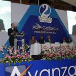 Segundo Informe de Gobierno; Abel Gallardo y el ayuntamiento de Abasolo