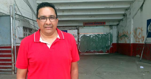 La afición espera que gane el equipo Foto: Arturo Velazquez