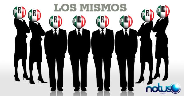 """Photo of Puros """"repetidores"""" en el PRI para alcaldes o diputados; la mayoría siguen en funciones"""