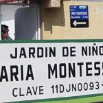 """En el """"ojo del huracán"""" nuevamente: kínder María Montessori"""