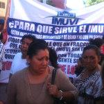 Ucopistas se manifiestan contra el IMUVI