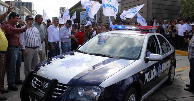 Photo of 50 nuevas patrullas para Irapuato