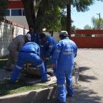 Clausura Japami lineas de descargas en Ciudad Industrial
