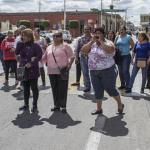 Ucopistas se manifiestan por caso Ayotzinapa