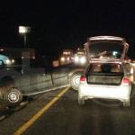 Maestro penjamense sufre accidente en Irapuato (video)