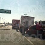 Un lesionado el saldo de varios accidentes registrados en la Irapuato-Salamanca