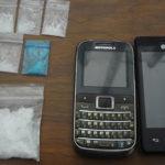Camioneta robada recuperada y un detenido con droga en Abasolo