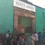 Maestra presuntamente golpea a los alumnos de la Benito