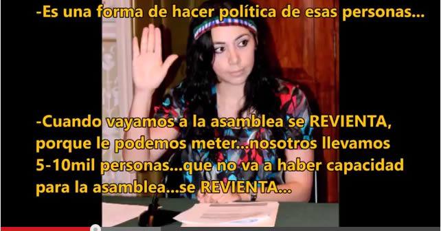 """Photo of """"La Juanita de Yulma Rocha""""; fuego amigo"""
